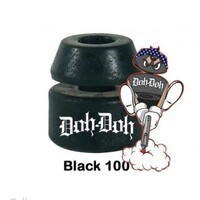 Doh Doh Bushings 100a Black (Two truck set) image