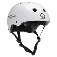 Pro-Tec Helmet Classic Certified Gloss White image