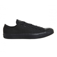 Converse CT All Star Classic Low Black/Black image