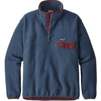 Patagonia Jumper Fleece Light Weight Synch Snap Stone Blue image