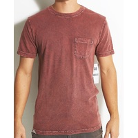 Altamont Tee Laundry Day Pocket Burgundy image