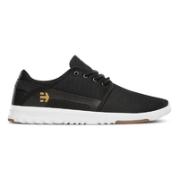 Etnies Youth Scout Black/White/Gum image