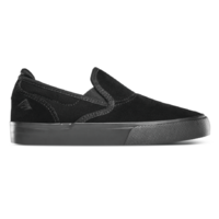 Emerica Youth Wino G6 Slip-On Black/Black image