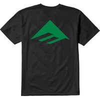 Emerica Youth Tee Pure Triangle Black image