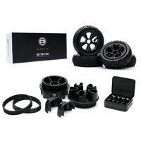 Evolve Conversion Kit 150mm (6 Inch/47T) All Terrain AT image