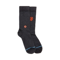 Stance Socks Giants Diamond Black US 9-12 image