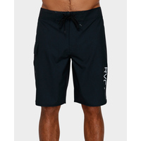 RVCA Boardshorts Eastern Trunk 18 All Black image