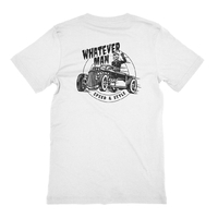 Whateverman Tee SandS White image