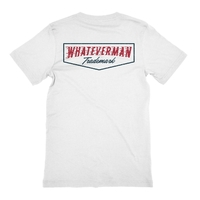 Whateverman Tee Speedway White image