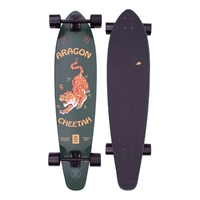 Z Flex Complete Aragon Cheetah Roundtail Longboard 39.5 Inch image