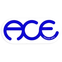 Ace Sticker 3 inch Rings Logo image