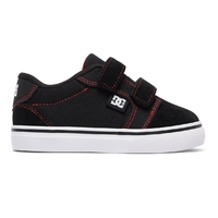 DC Youth Anvil Velcro Black/Red/White image