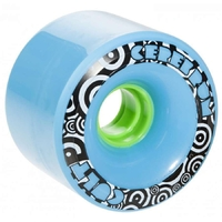 Cult Wheels Cerebrum 71mm Blue image