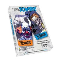 Mind Twister Seven Card Zombie Board Game image
