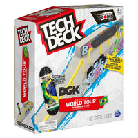 Tech Deck Ramps Build a Park Flamengo Park image
