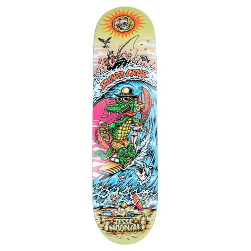 Santa Cruz Deck Jesse Noonan Crocktail 8.5 x 32.25