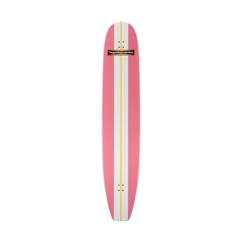 Hamboards Classic Pink White HST 6ft 6in
